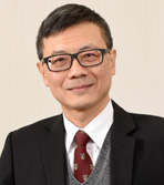 Prof. Fong Wing-ping, Head of Chung Chi College