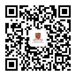 QR code of CUHKofficial wechat channel